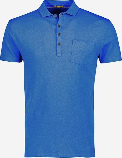 NEW IN TOWN Poloshirt in blau, Produktansicht