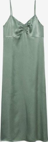 MANGO Kveldskjoler 'Eslipi' i grønn