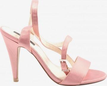 Orsay High Heel Sandaletten in 39 in Pink