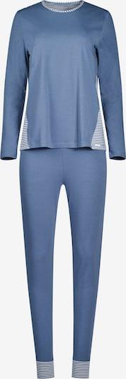 Skiny Πιτζάμα σε σκούρο μπλε / γκρι / λευκό, Άποψη προϊόντος