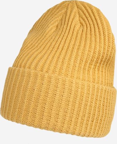 PIECES Mütze 'HEXO' in gelb, Produktansicht