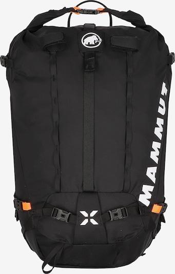 MAMMUT Sportrucksack 'Trion Nordwand 28' in schwarz / weiß, Produktansicht