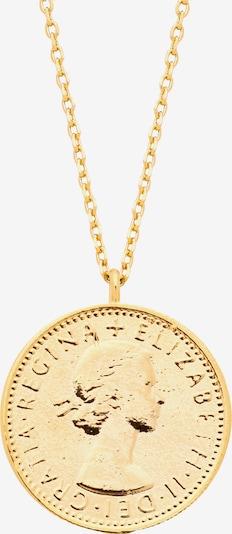 Estella Bartlett Cadena 'Lucky 6 Pence' en oro, Vista del producto