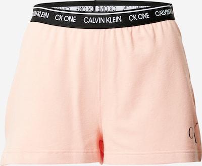 Calvin Klein Underwear Schlafshorts in pink / schwarz, Produktansicht