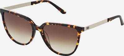 Calvin Klein Lunettes de soleil '21706S' en marron, Vue avec produit