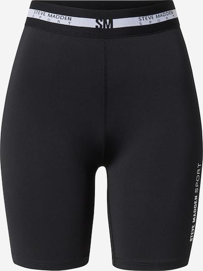 STEVE MADDEN Shorts in schwarz / weiß, Produktansicht