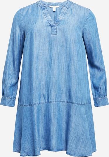 Esprit Curves Robe-chemise en bleu denim, Vue avec produit
