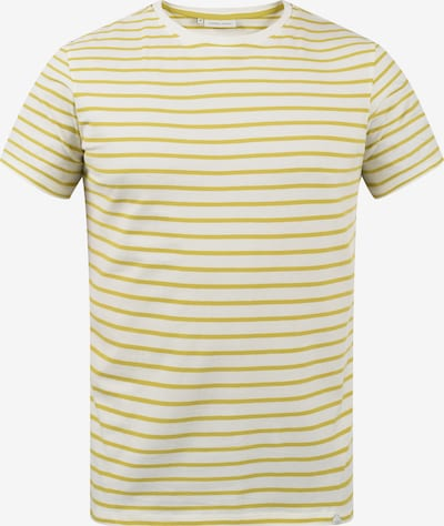 Casual Friday T-Shirt in gelb / pastellgelb / dunkelgelb / grün, Produktansicht