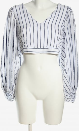 ZARA Blouse & Tunic in S in Wool white, Item view