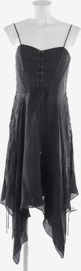 haute hippie Seidenkleid in L in dunkelbraun, Produktansicht