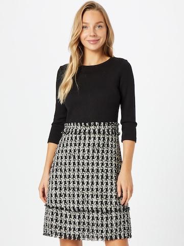 APART Šaty - Čierna