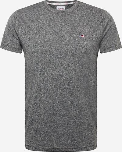 Tommy Jeans Shirt in schwarzmeliert, Produktansicht