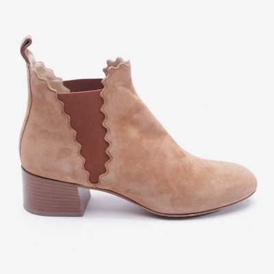 Chloé Dress Boots in 38,5 in Camel, Item view