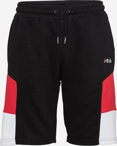 FILA Spodnie sportowe 'MEN JUDA' w kolorze czarnym, Podgląd produktu