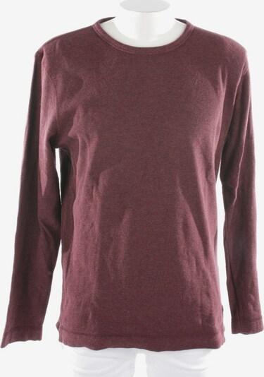 HUGO BOSS Pullover  in XL in weinrot, Produktansicht