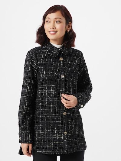 fekete River Island Átmeneti kabátok, Modell nézet