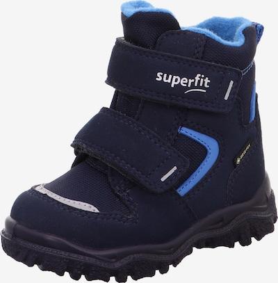 SUPERFIT Schuhe 'HUSKY' in blau / kobaltblau, Produktansicht