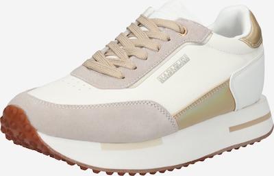 Sneaker low 'HAZEL' NAPAPIJRI pe maro deschis / gri / alb, Vizualizare produs