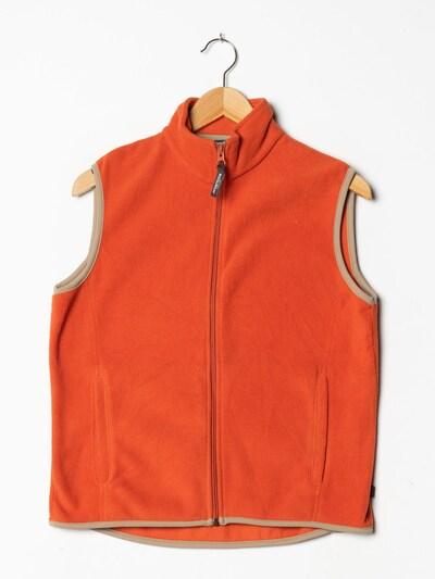 Woolrich Weste in L in orange, Produktansicht