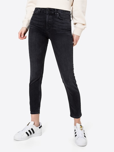 Marc O'Polo DENIM Jeans in dunkelgrau, Modelansicht