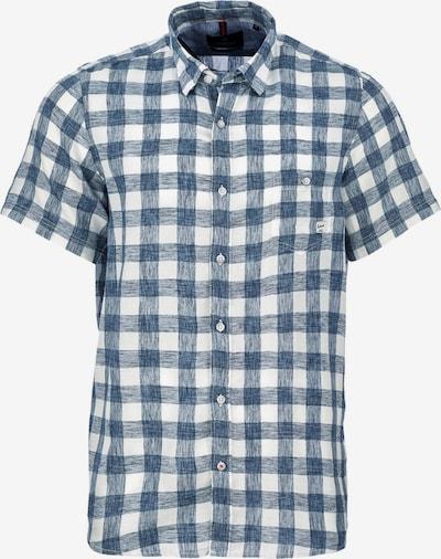 LERROS Hemd in taubenblau / weiß, Produktansicht