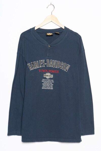 Harley Davidson T-Shirt in XL in dunkelblau, Produktansicht