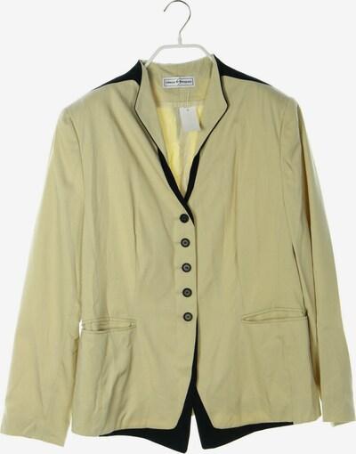 SINGH S. MADAN Blazer in XXL in Light beige / Black, Item view
