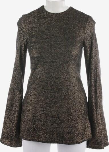 ELLERY Pullover  in XS in gold / schwarz, Produktansicht