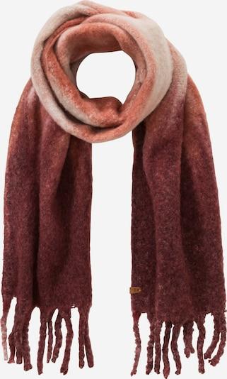 CAMEL ACTIVE Schal mit Farbverlauf in rot, Produktansicht