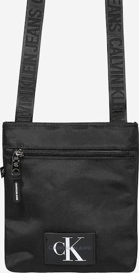 Calvin Klein Jeans Taška přes rameno - černá / bílá, Produkt