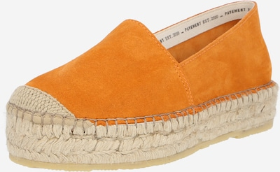 PAVEMENT Espadrilles 'Ida' in orange, Produktansicht