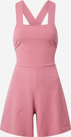 EDITED Haalari 'Alessia' värissä vaaleanpunainen