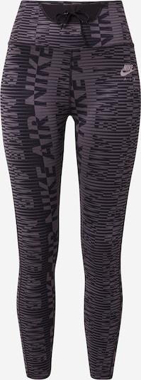 Pantaloni sport 'Epic Fast' NIKE pe gri / negru, Vizualizare produs