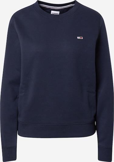 Pulover Tommy Jeans pe navy, Vizualizare produs