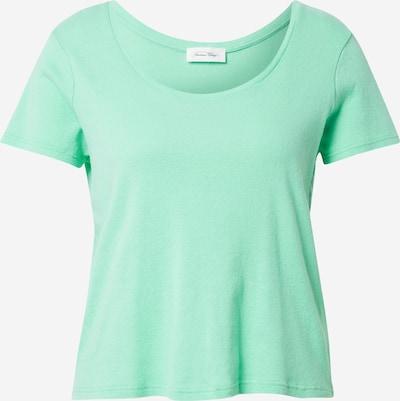 AMERICAN VINTAGE Shirt 'Gabyshoo' in de kleur Jade groen, Productweergave