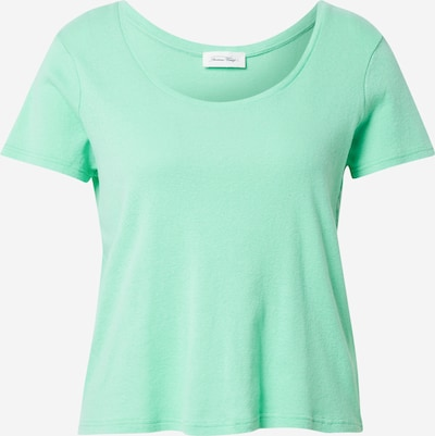 AMERICAN VINTAGE T-shirt 'Gabyshoo' en jade, Vue avec produit