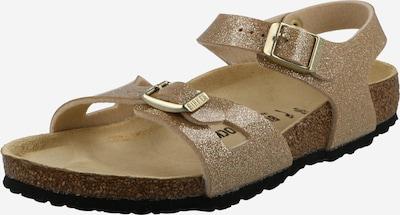 BIRKENSTOCK Sandale 'Rio' in gold, Produktansicht