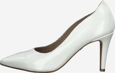 TAMARIS Pumps in de kleur Wit, Productweergave