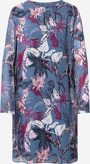 LIEBLINGSSTÜCK Haljina 'Rossalyn' u golublje plava / narančasta / fuksija / bijela, Pregled proizvoda