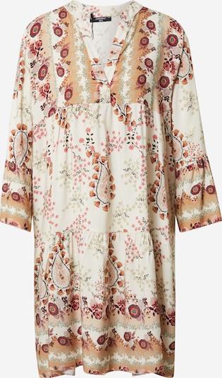 ZABAIONE Kleid 'Janna' in creme / mischfarben, Produktansicht