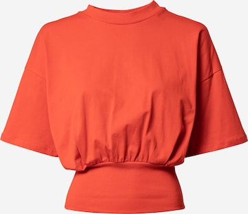 Gina Tricot Shirt 'Eli' in Red