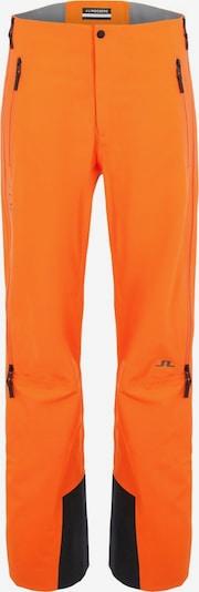 J.Lindeberg Outdoorbroek in de kleur Sinaasappel, Productweergave