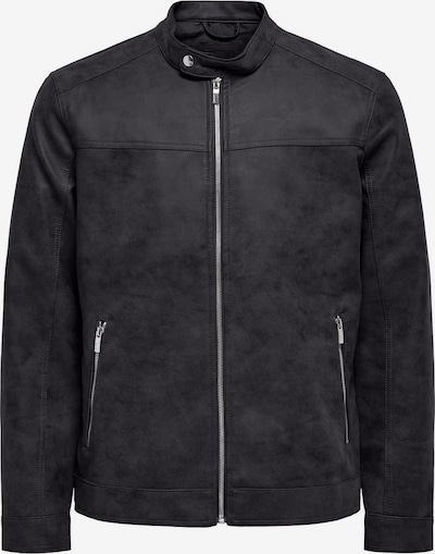 Only & Sons Between-season jacket in anthracite, Item view