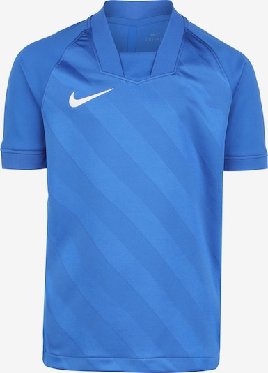 NIKE Shirt in hellblau / weiß, Produktansicht