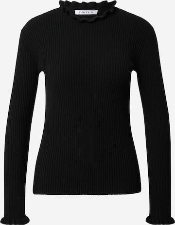 EDITED Sweater 'Abela' in Black