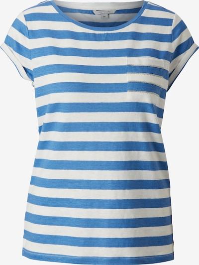 kék / fehér Ci comma casual identity Póló, Termék nézet