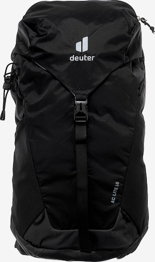 DEUTER Sports Backpack in Black: Frontal view