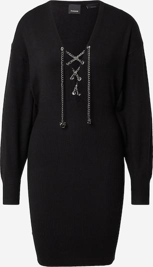 PINKO Πλεκτό φόρεμα σε μαύρο, Άποψη προϊόντος