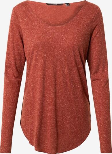 VERO MODA Shirt in rostrot, Produktansicht