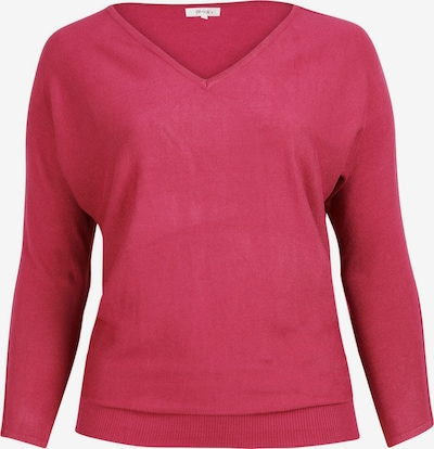 Paprika Pullover in himbeer, Produktansicht